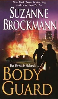 body guard, suzanne brockmann, book review