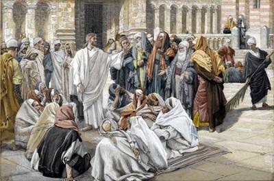 As credenciais de Jesus são as suas obras