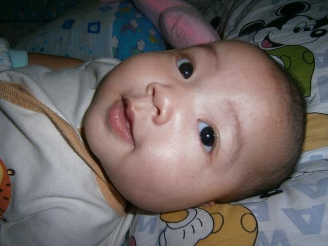 mono's 2nd baby