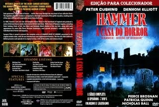 HAMMER - A CASA DO HORROR - DIGITALIZADA