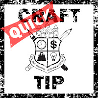 """Frugal GM Quick Craft Tip: Working With """"White Glue"""""""