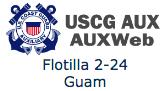 Guam Flotilla WOW Site .