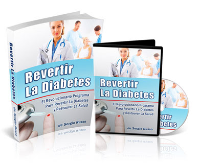 revertir la diabetes sergio russo libro Revertir La Diabetes   Sergio Russo [Libro]