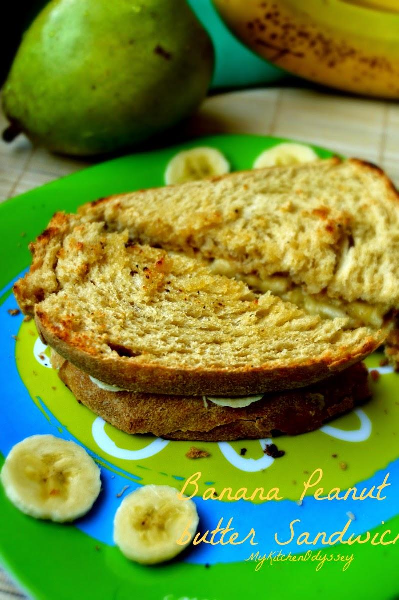 peanut butter banana sandwich1