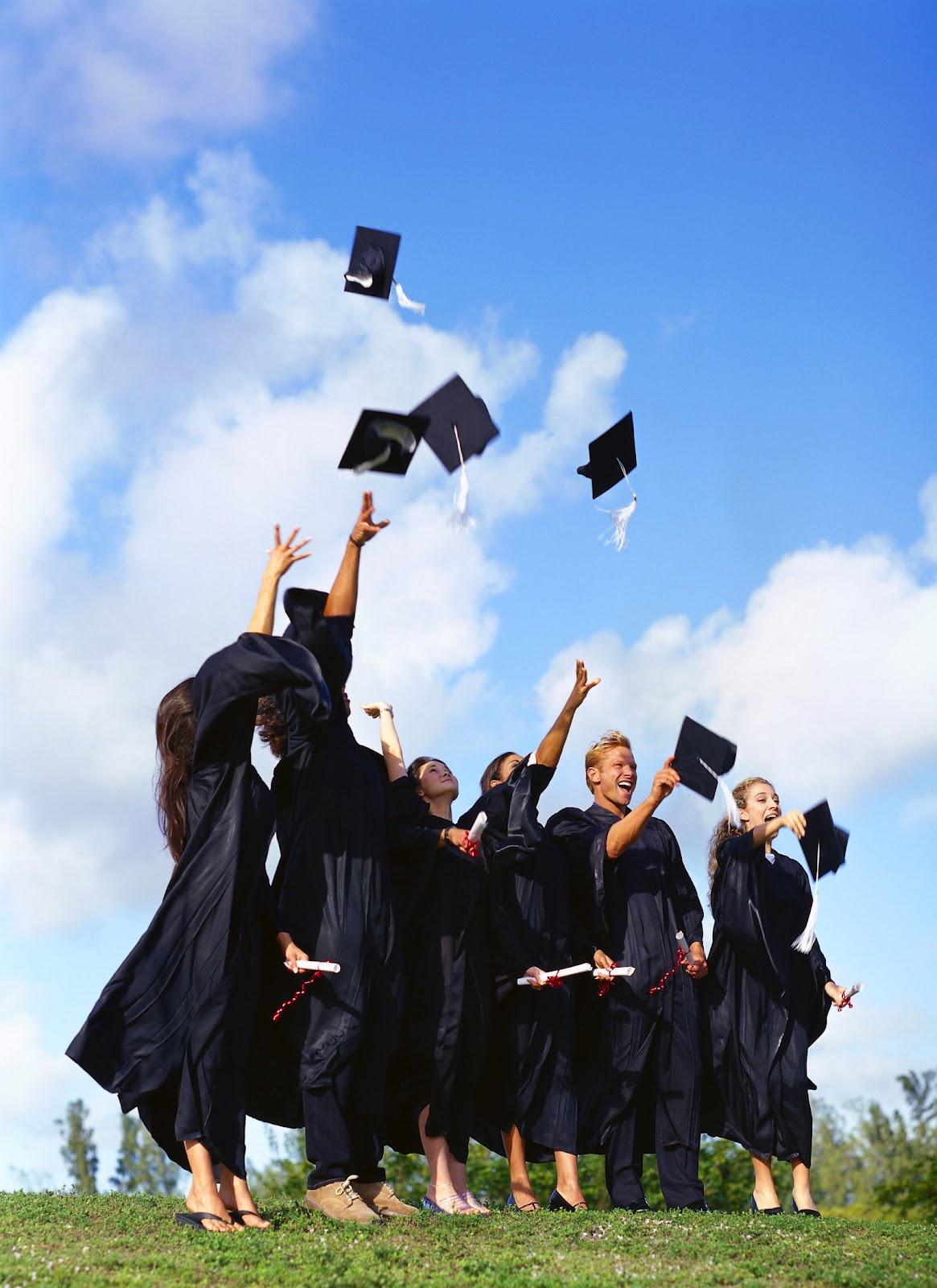 Graduation Cap Decorations Ideas