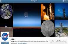 La NASA abre su cuenta en Instagram