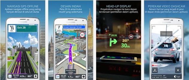 Aplikasi Petunjuk Jalan Offline