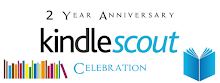Kindle Scout 2 Year Anniversary
