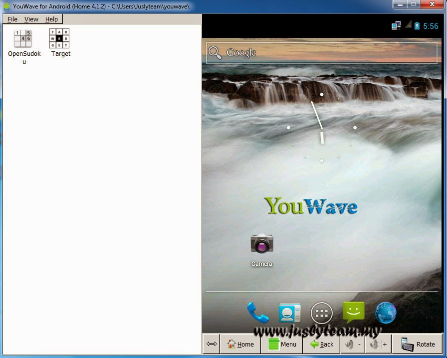 Youwave For Android V4.1.2