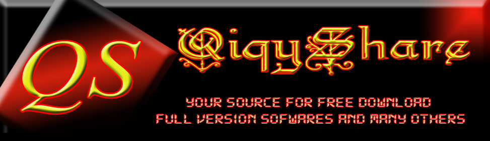Download Software Gratis Full Version - QiqyShare.com