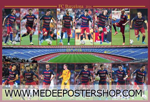 Barcelona Season 2015-2016 - 01