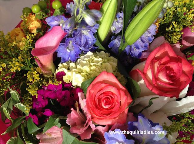 Spring Flowers by Beth Ann Strub