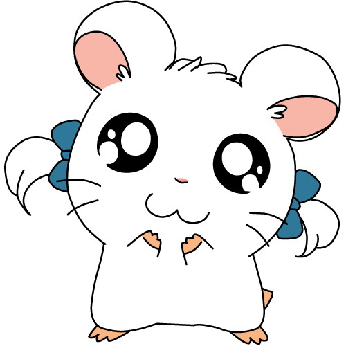 My little perfect world: Hamsters! Cute Hamster Cartoon