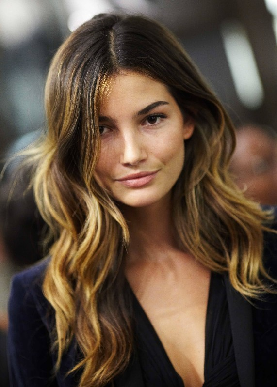 Sexyombre Hair From Lily Aldridge