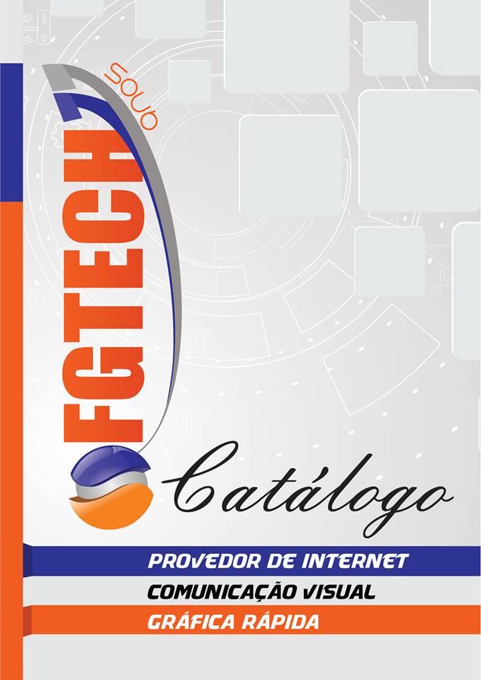 Confira o Catálogo de Produtos e Serviços FGTECH.