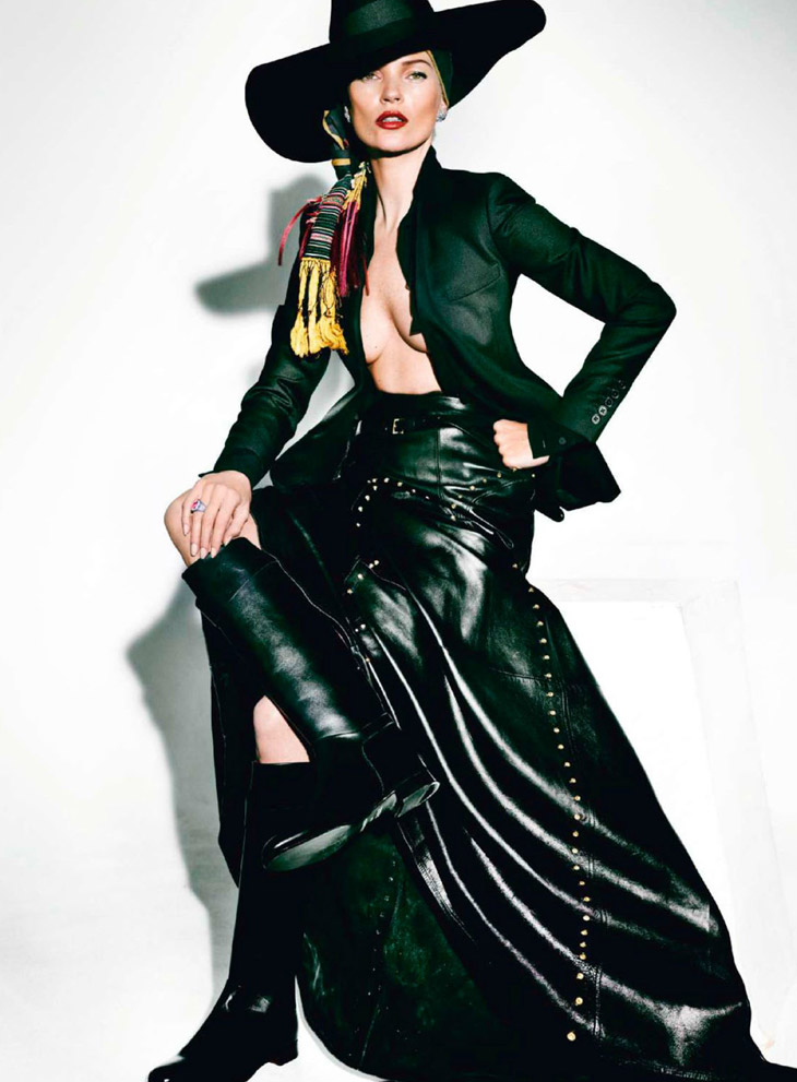 hedonISM by sisi: Kate Moss by Mario Testino for Vogue Paris*