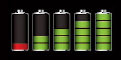 Imagen de baterias recargables