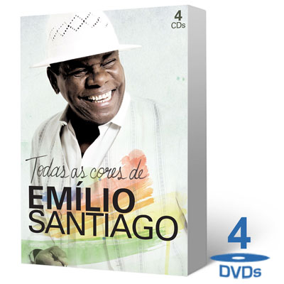 wTmNimA Download Emilio Santiago   Box Todas as Cores de Emilio Santiago   2013
