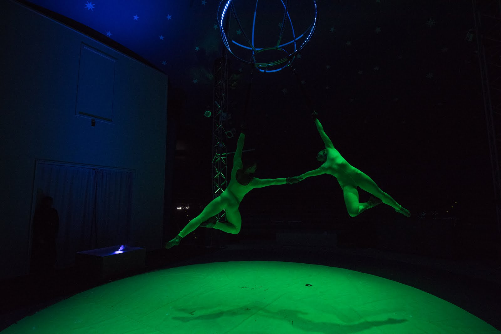 Show Esfera Aérea