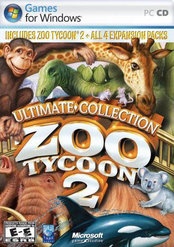 zoo tycoon 2 endangered species free download full version pc