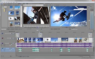 Sony Movie Studio Platinum 12.0 Full Version