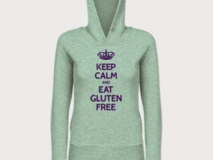 T-Shirts & Pullover: Keep Calm and Eat Gluten Free