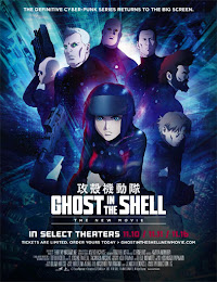 Ghost in the Shell (2015)