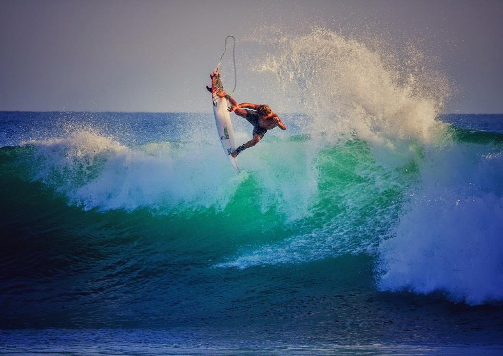 63 John John Florence Trestles Free Surf Hurley Pro at Trestles Foto WSL Brett Skinner