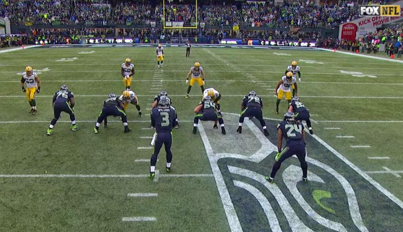 Seattle Seahawks ofensiva NFL