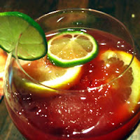 Sangria classique espagnol