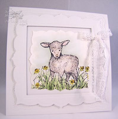 Our Daily Bread Designs, The Shepherd, Sandee Shanaborough