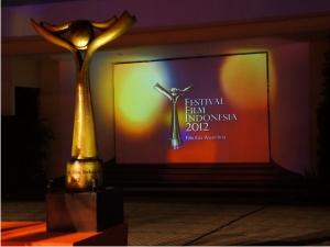 Daftar Pemenang Piala Citra FFI 2012