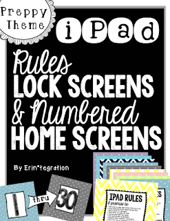 https://www.teacherspayteachers.com/Product/iPad-Rules-and-Numbered-Background-Screen-Images-Preppy-Theme-1763749