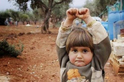 Gadis Kecil Suriah