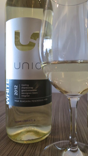 2012 Union White from VQA Niagara Peninsula, Ontario, Canada