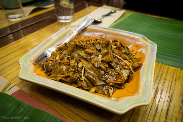 Amazing Pad Thai of Banana Leaf