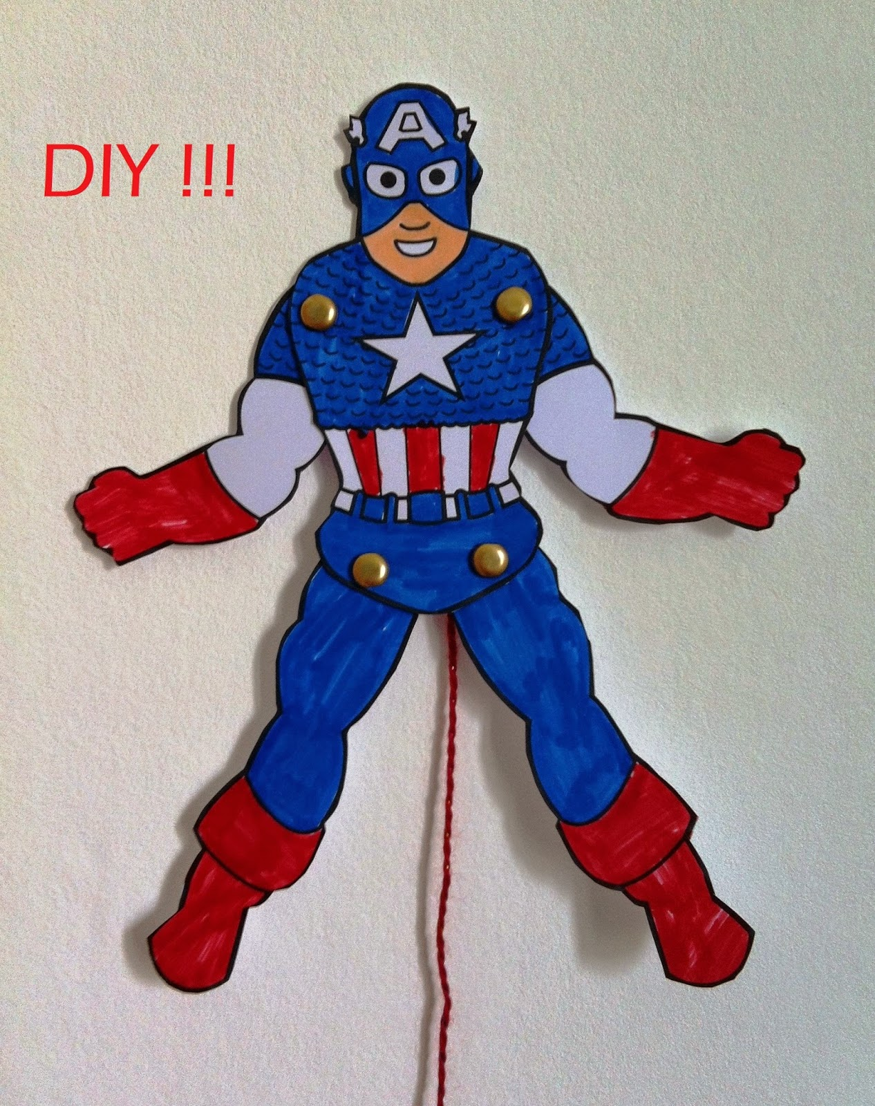 Coloriage Super héros à imprimer - Coloriage Super Héros À Imprimer Gratuit
