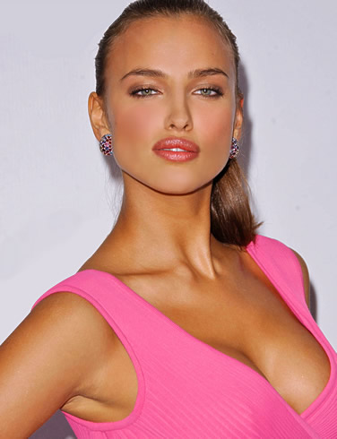 Irina Shayk Makeup photo