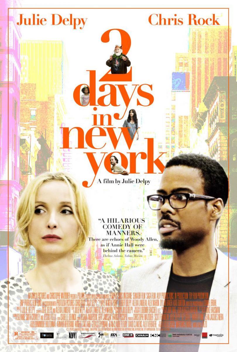 Dos días en Nueva York – DVDRIP ESPAÑOL