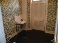 before conversion to wetroom