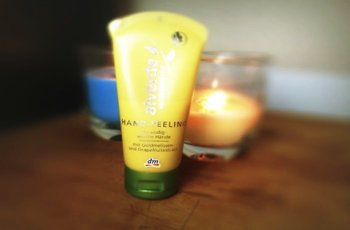 Alverde Handpeeling Review