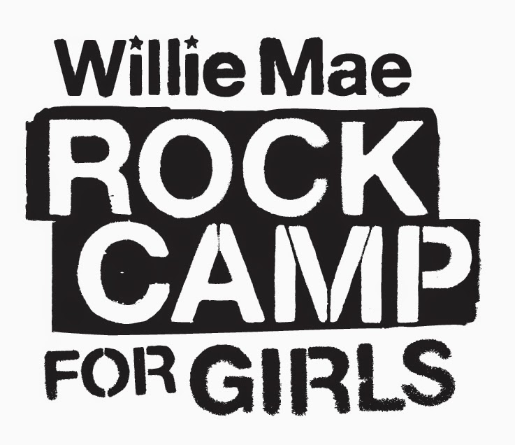 Willie Mae Rock camp