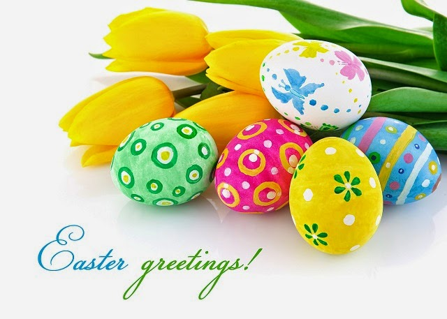 easter greeting 2014