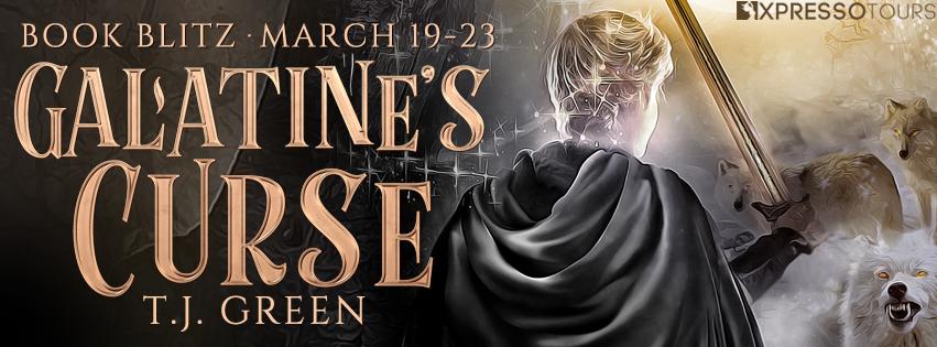 Galatine's Curse Book Blitz