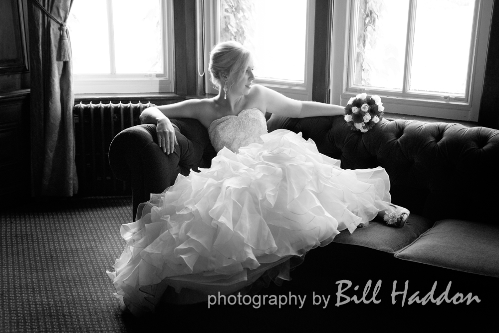 Brooksby Hall wedding