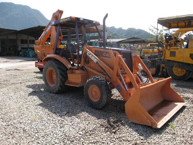 Super K Backhoe Case : Soon seng lee heavy equipment plt case super k