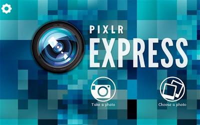 Editas fotos desde el telefono con Pixlr para android 5