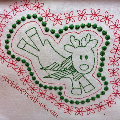 what can you make with an embroidery machine