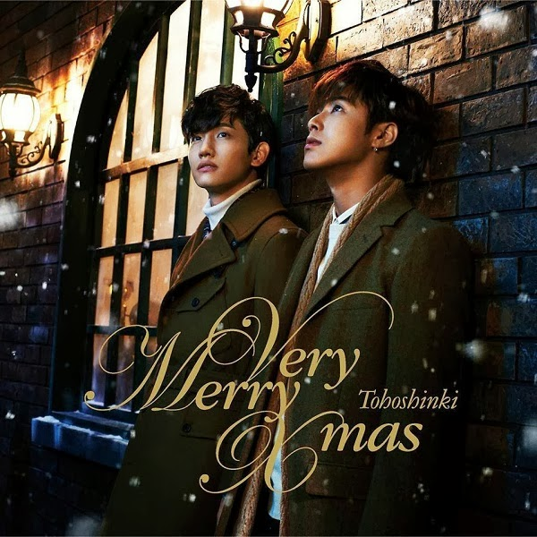 Tohoshinki - Very Merry Xmas