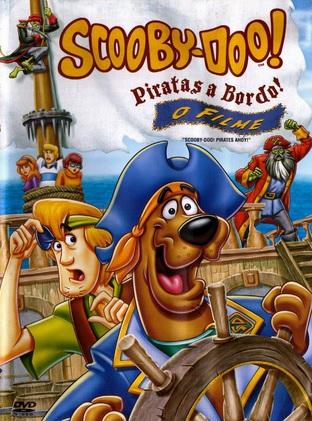 Scooby-Doo!: Piratas a Bordo! O Filme Dublado